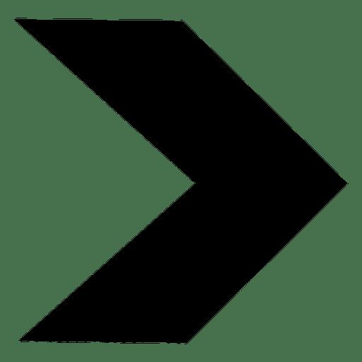 Thick Right Arrowhead Ad Ad Sponsored Arrowhead Thick Arrowhead Background Design Graphic Image