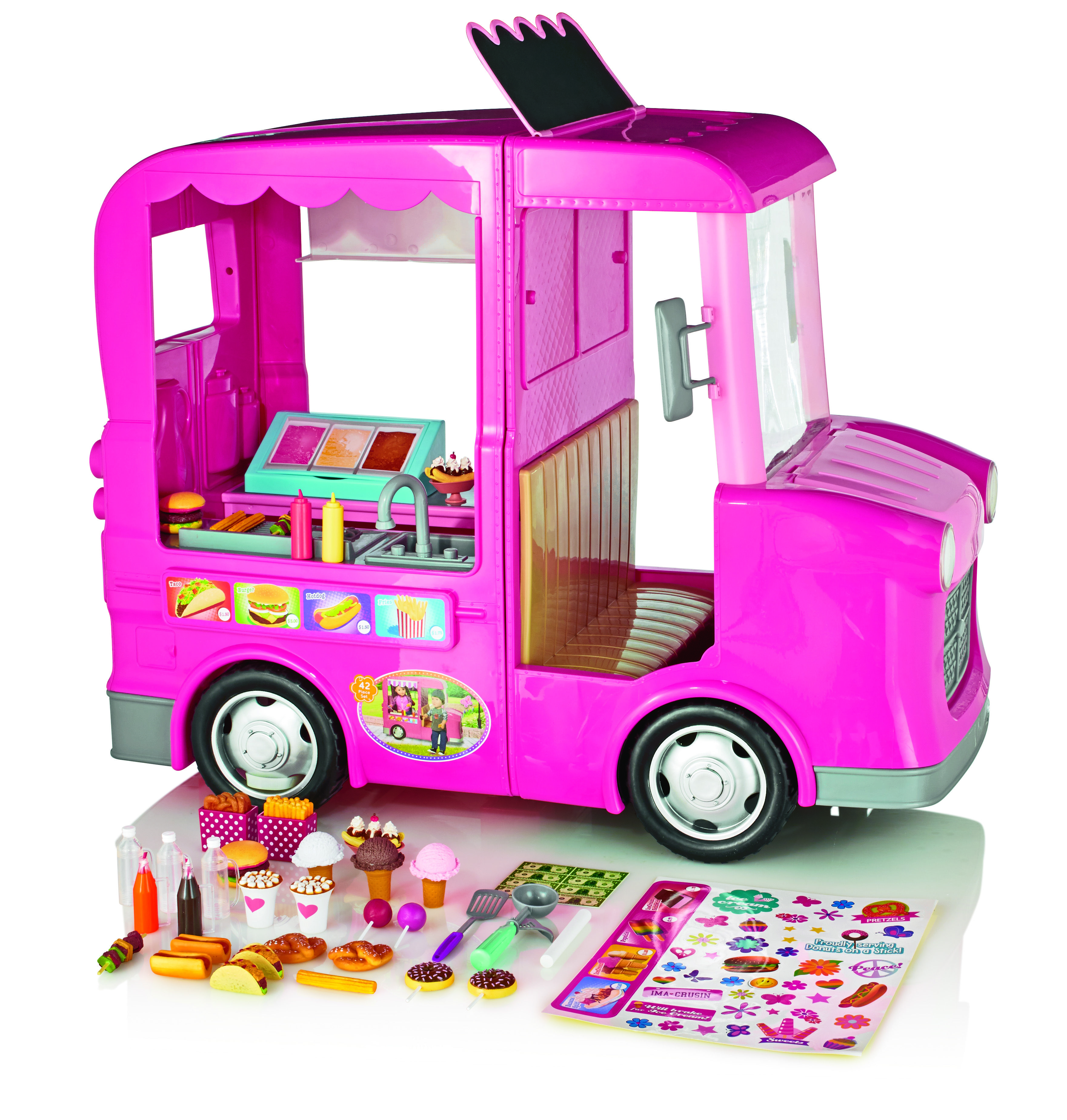 The My Life As Food Truck A Walmart Exclusive Is Great For The