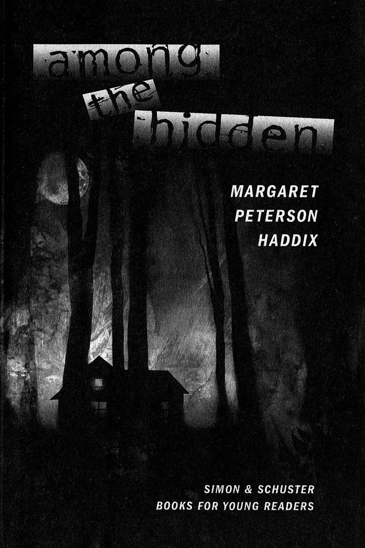 Among the hidden shadow children series 4th grade