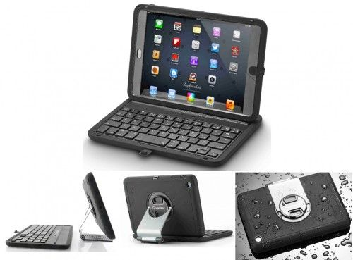 Airbender Mini Nt31b Protective Keyboard Case For Ipad