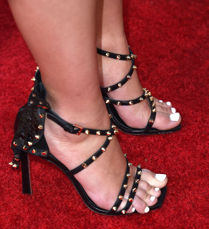 Mary Hart Shoe Size