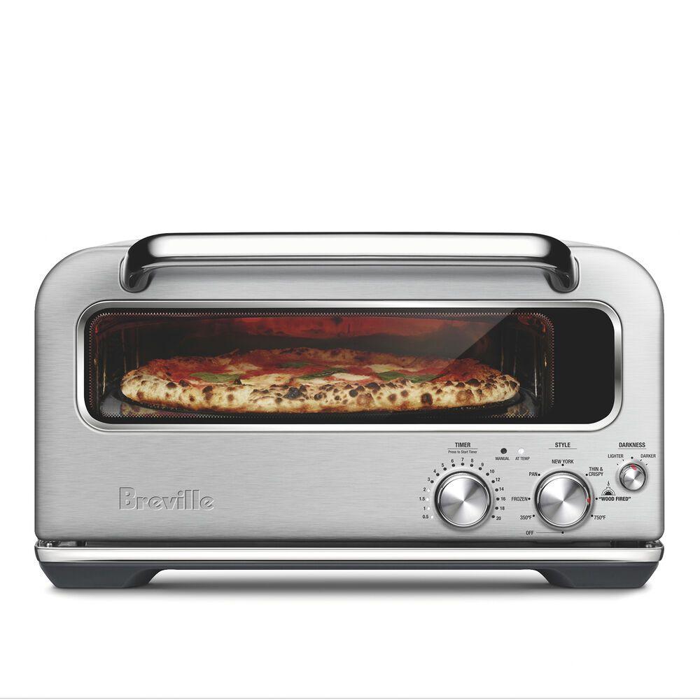 Breville Smart Oven Pizzaiolo In 2020 Home Pizza Oven Smart