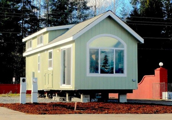 Park Model tiny house communities already exist in my area as retirement communities. Most of the time I've seen them as 55+ communities whi...