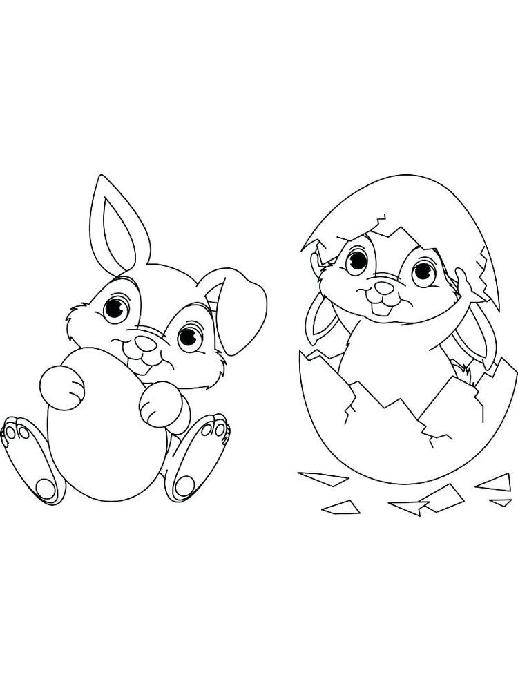 Free Printable Easy Bunny Coloring Pages Free Coloring Sheets Bunny Coloring Pages Christmas Bunny Animal Coloring Pages