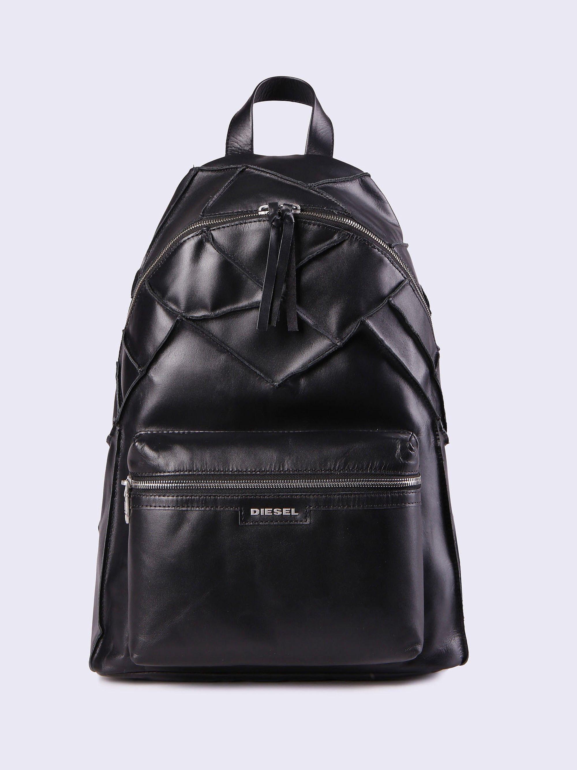 ad209941e8 DIESEL L-ROWLER BACK BACKPACKS. #diesel #bags #leather #backpacks #cotton #