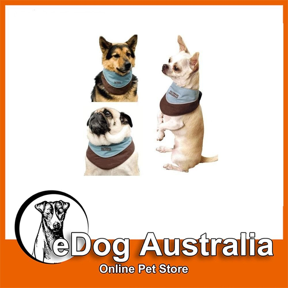 Outward Hound Cooling Dog Bandana Size S Otherproducts Wearables Summerwear Edogaustralia Australia Dog Bandana Outward Hound Dogs