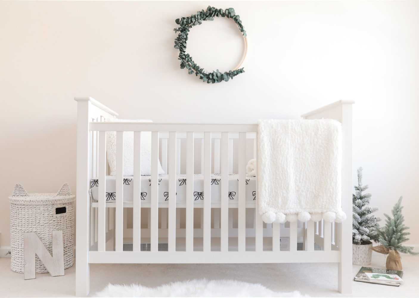 Best Baby Crib For Petite Moms Pottery Barn Kendall Low Crib 640 x 480