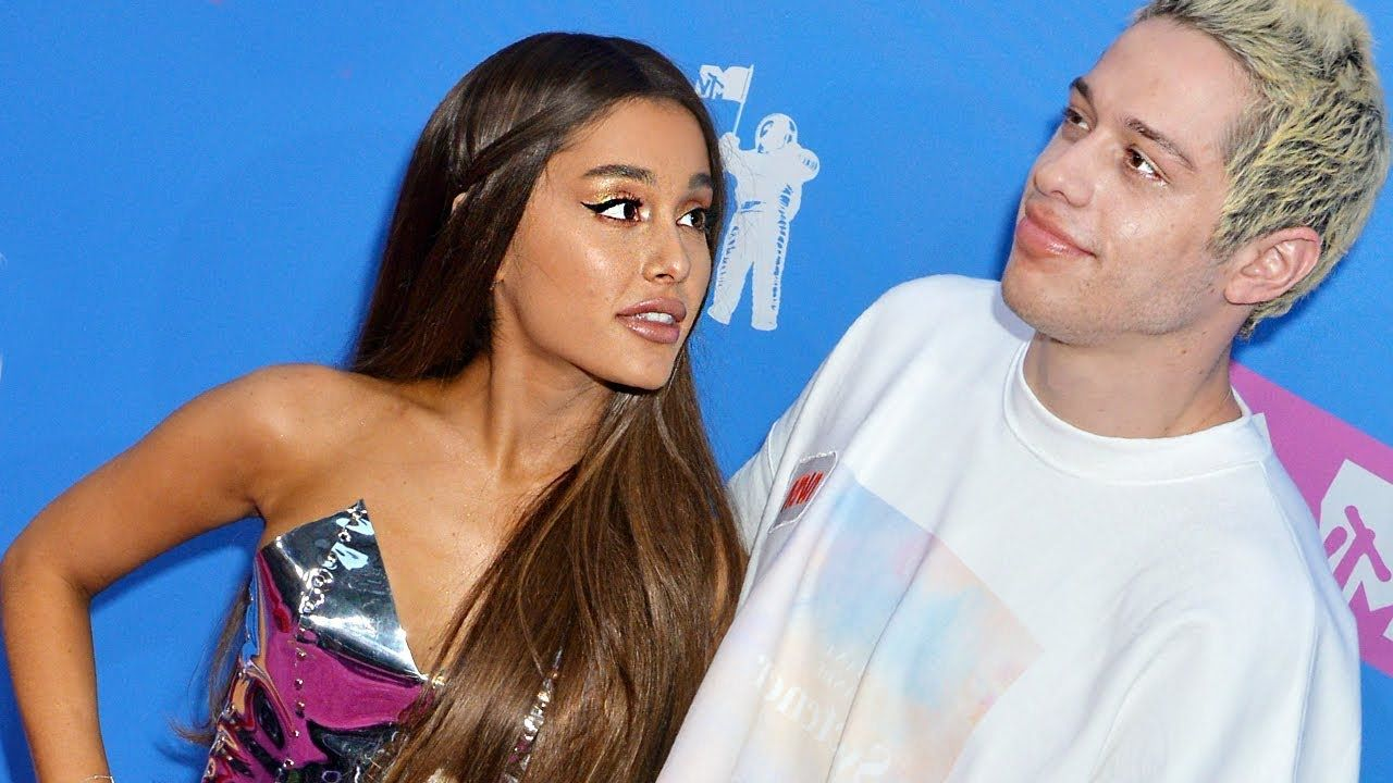 Ariana Grande addresses her breakup with Pete Davidson and says