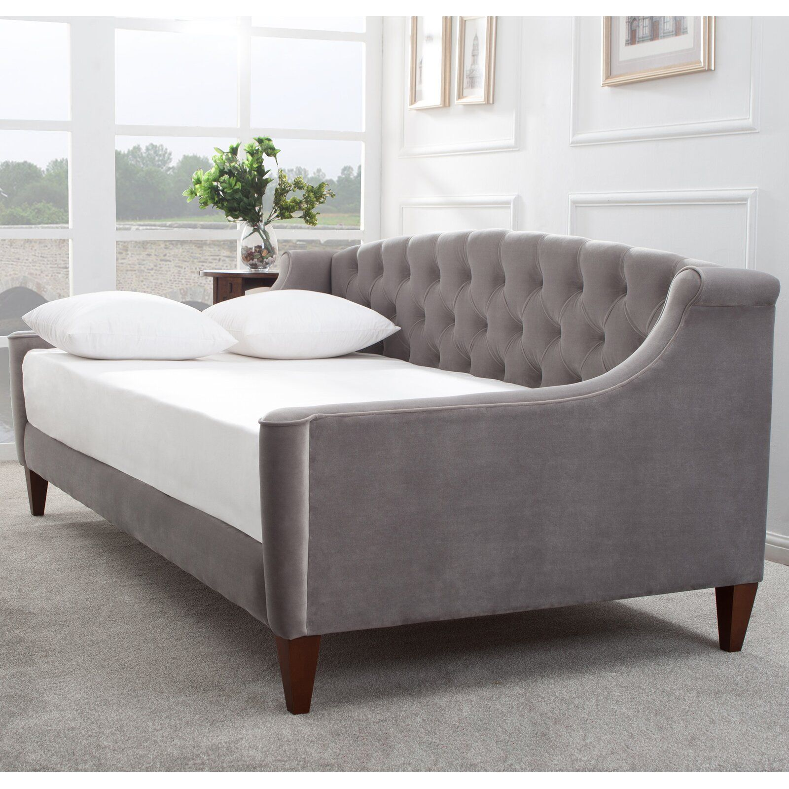 Gilmore Twin Daybed Upholstered sofa, Furniture