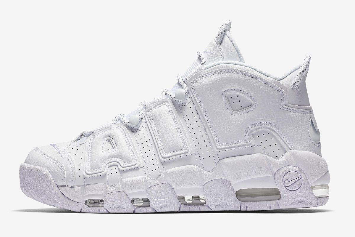 Nike Air Max Uptempo 'White on White' Pack - EU Kicks: Sneaker Magazine