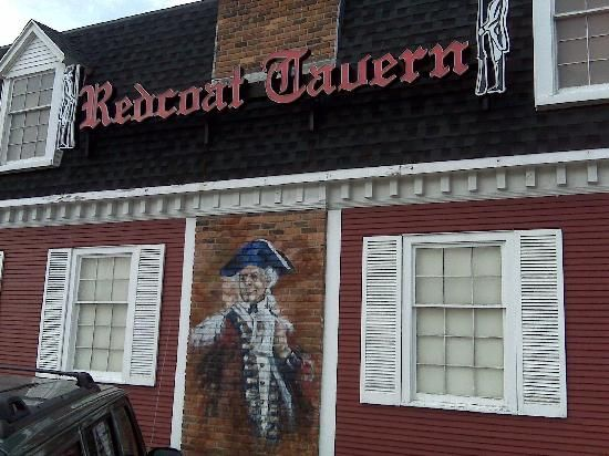 Red Coat Tavern - Royal Oak Michigan: truly the best burger ever