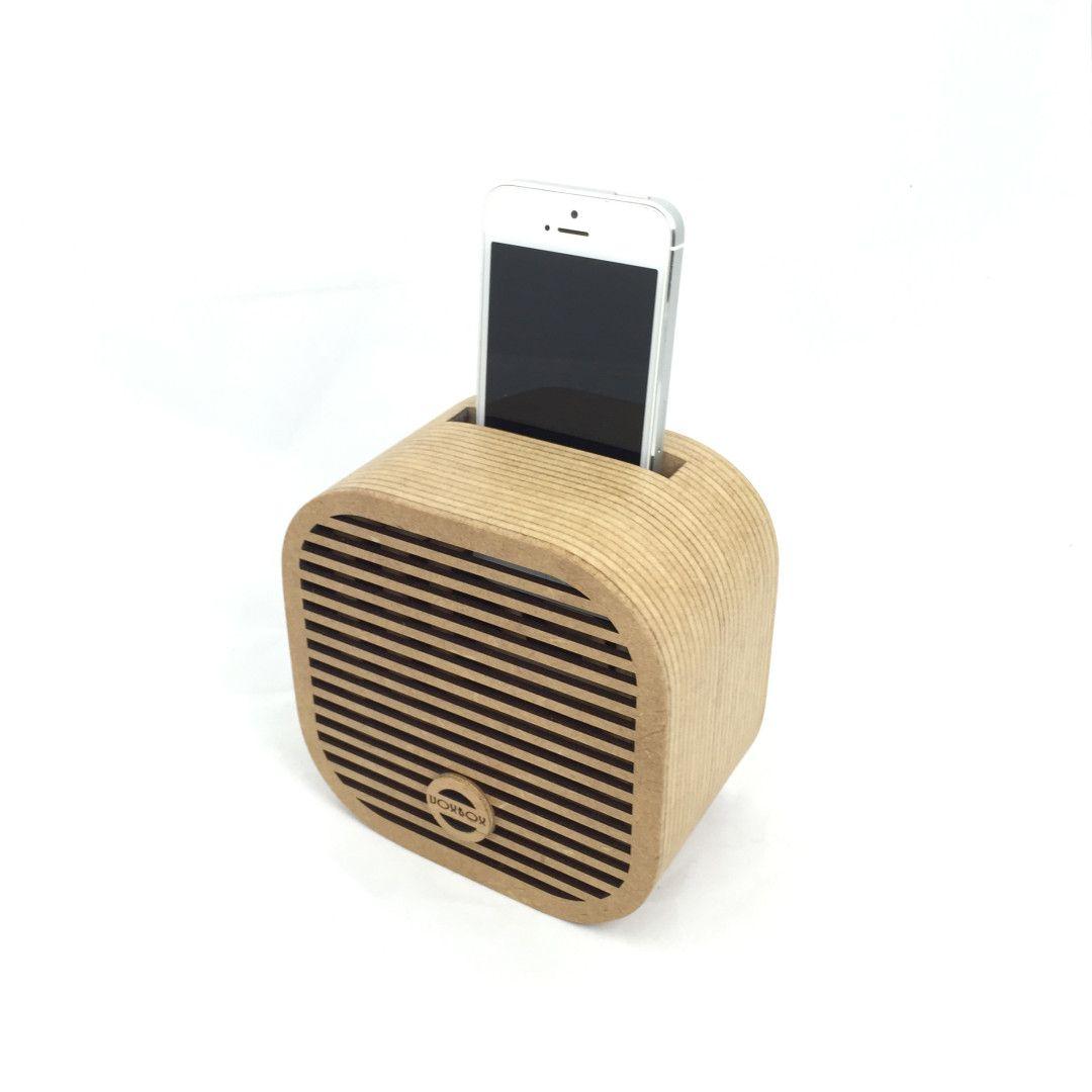 VoxBox Duo | Smartphone Wooden Amplifiers in 2019 | Passive