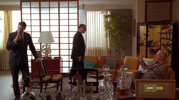 Mad Men Office pinjoanna bigfeather on mid century decor & influenes