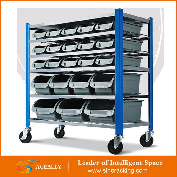 storage bin racks bin rack