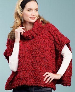 Crochet Topper In Red Heart Light Lofty Lw1571 Discover More