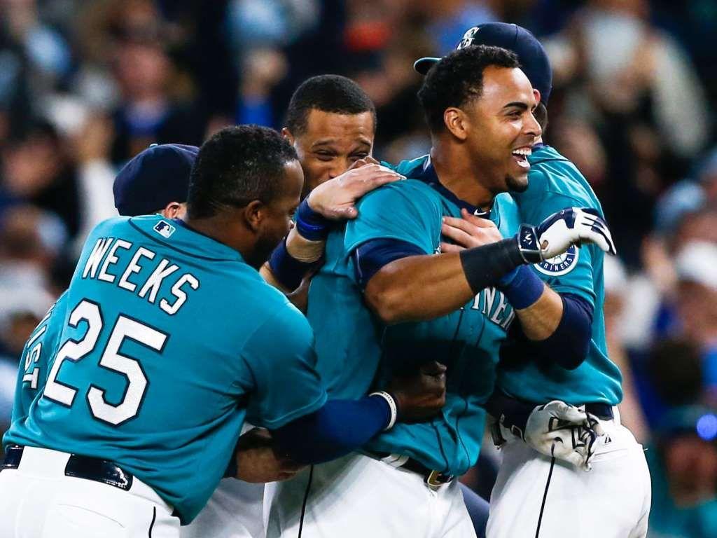 CELEBRATE GOOD TIMES Baseball's WalkOff Wins May 15