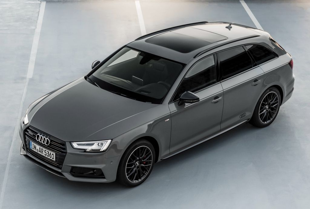 Audi A4 Avant 3 0 Tdi Quattro S Line Black Edition B9 2017 Pr Motori