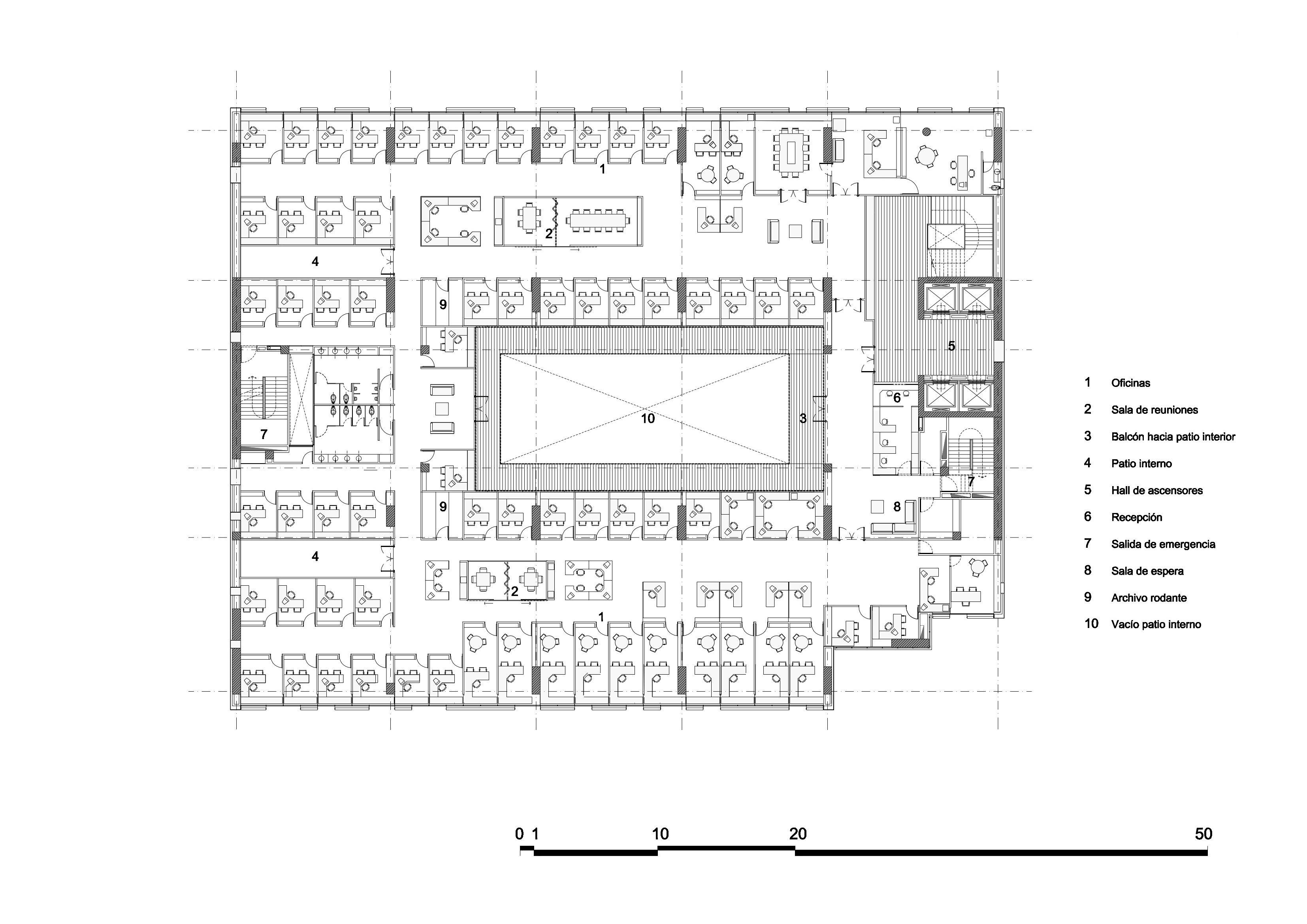 Galeria de Edifício Julio Mario Santo Domingo / Daniel Bonilla Arquitectos - 17