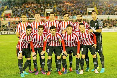 Equipos de fútbol: ATHLETIC CLUB DE BILBAO contra Racing de Santander 01/12/2016