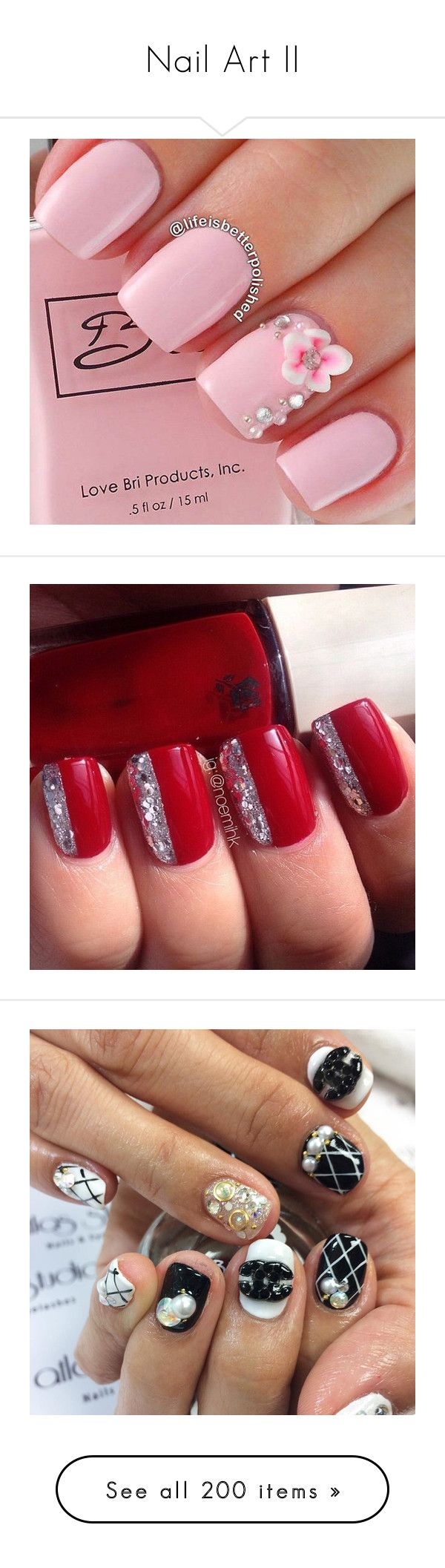 Nail art ii by gymholic liked on polyvore featuring beauty nail art ii by gymholic liked on polyvore featuring beauty products nail prinsesfo Images