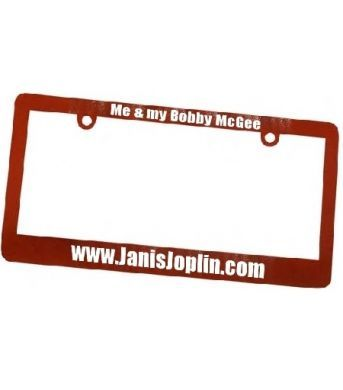 Personalized license plate frames & wholesale license plate frames ...