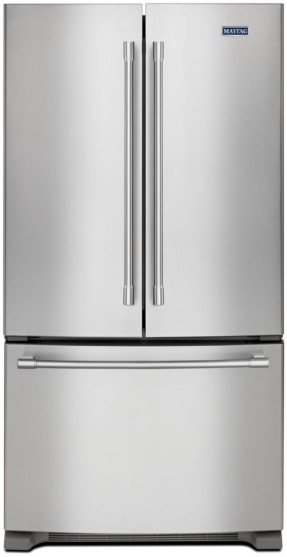 Maytag Mfc2062fez French Door Refrigerator Counter Depth French Door Counter Depth French Door Refrigerator
