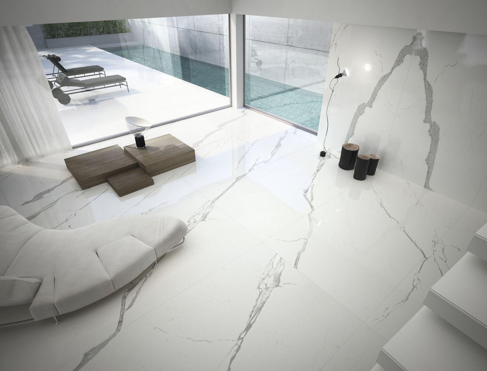 Ultra Marmi Statuario Altissimo Large Format Tile Wall And Floor Tiles Tiles Uk