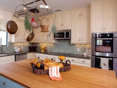 Colonial Kitchen Design Pictures, Ideas  Tips From Mediterranean