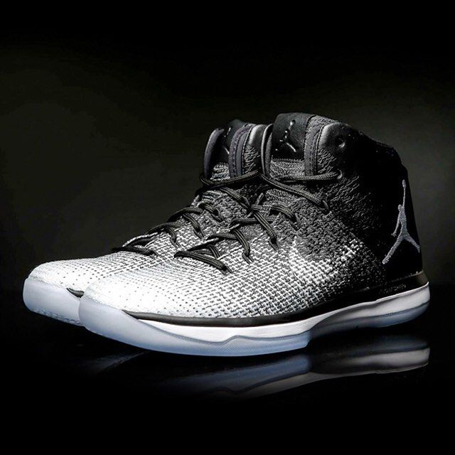 b90b51dd24f2 Jordan Brand pays tribute to MJ signing his first ever deal with Nike with  these Jordan 31s. Click link in bio for detailed photos and release  information   ...