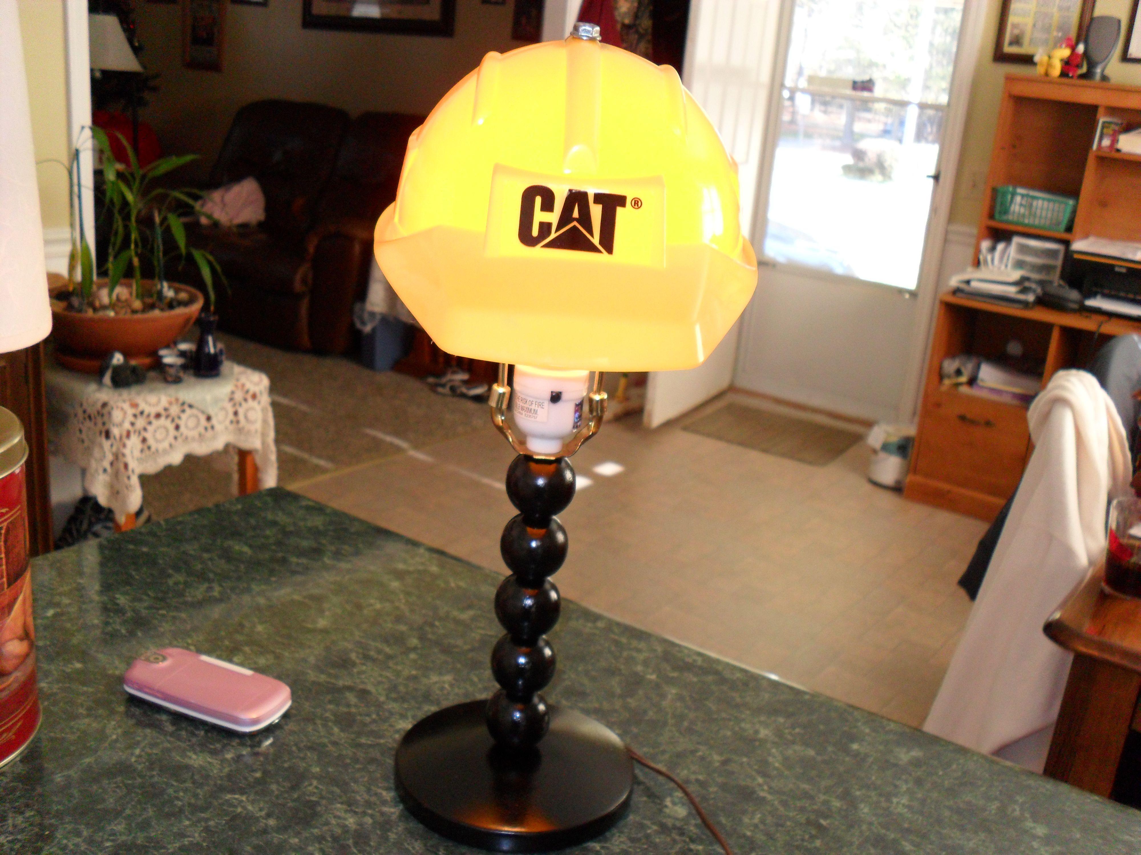 CAT HARD HAT LAMP CAT HARD HAT