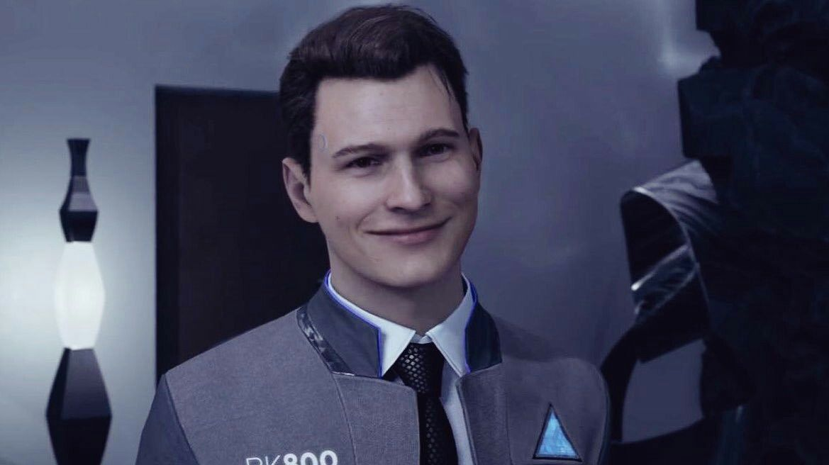 Let S Switch Markus And Connor Detroit Become Human Memes