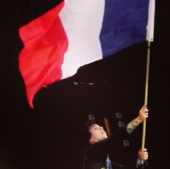 Ah, la France!