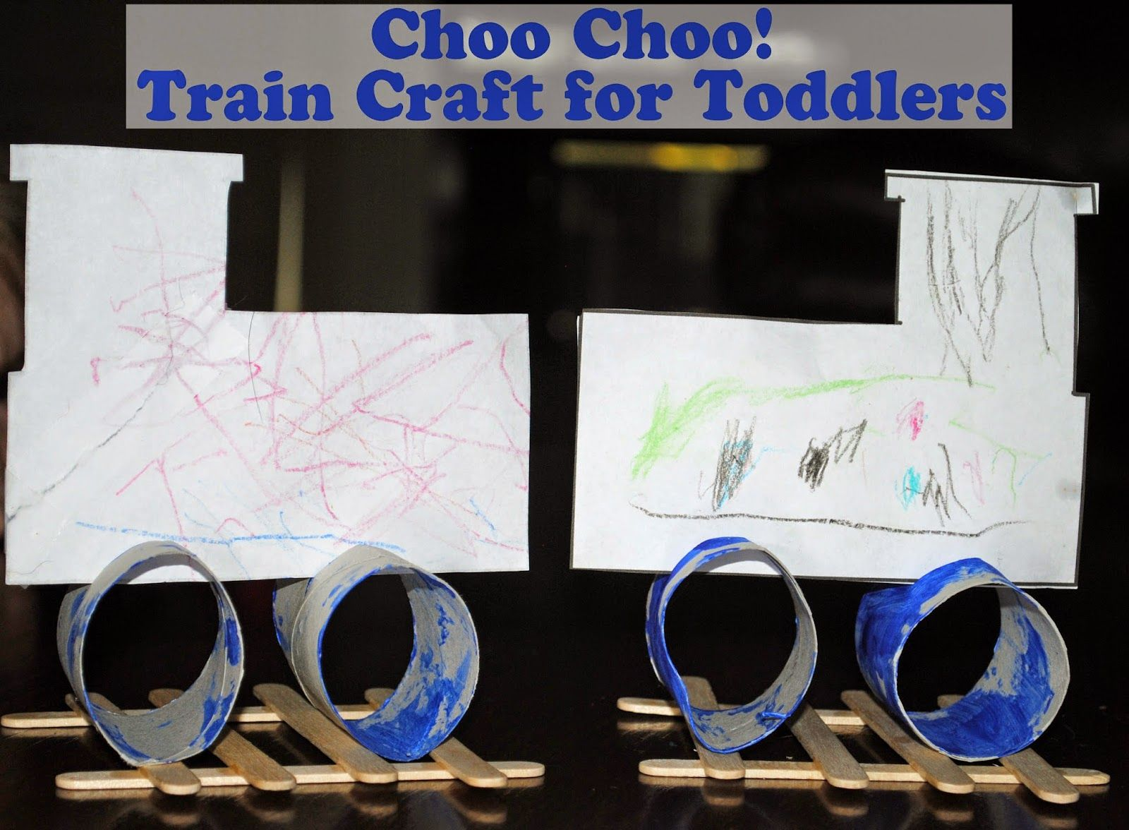 Choo Choo Train – Funny and Cognitive Activity for …