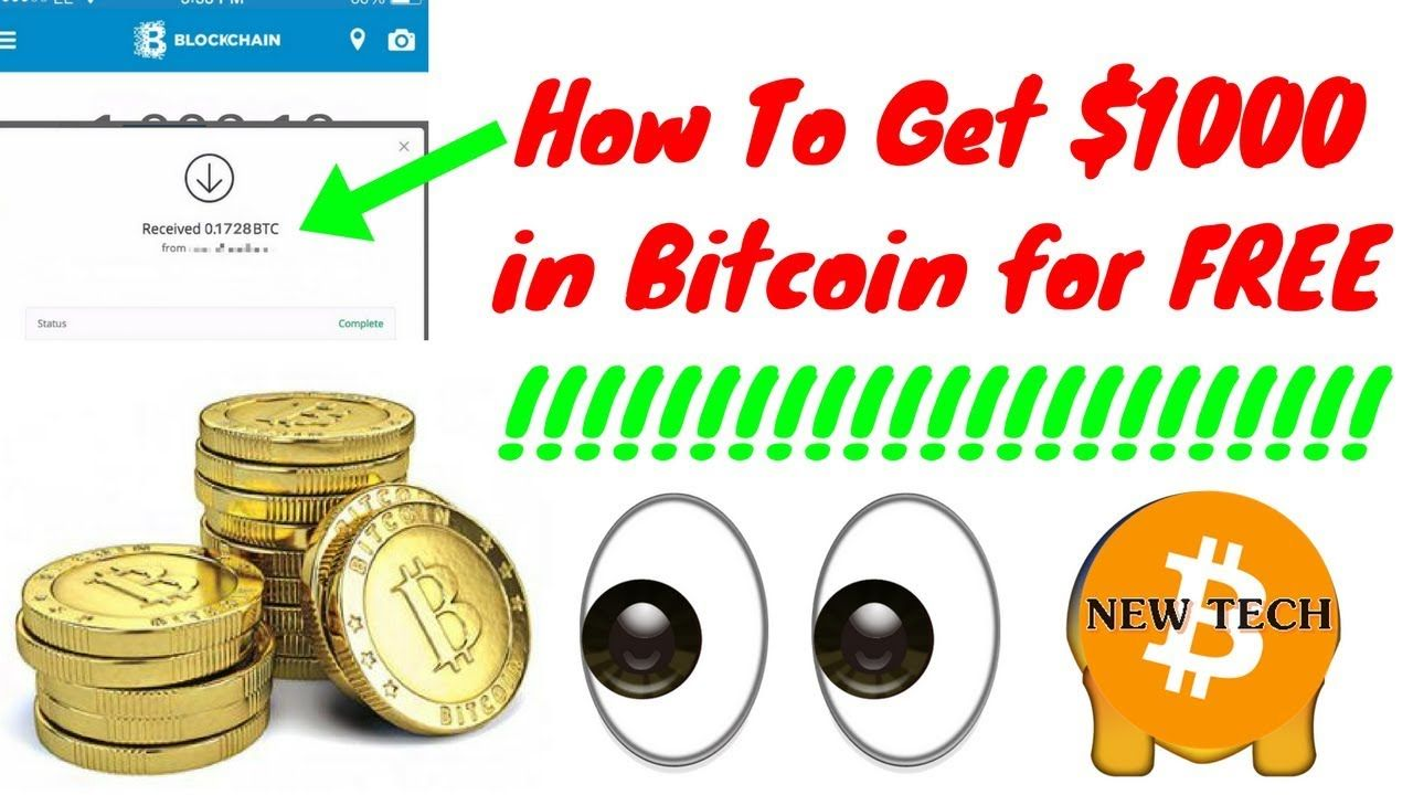 How To Get FREE Bitcoins WITHOUT Mining - Bitcoin Generator