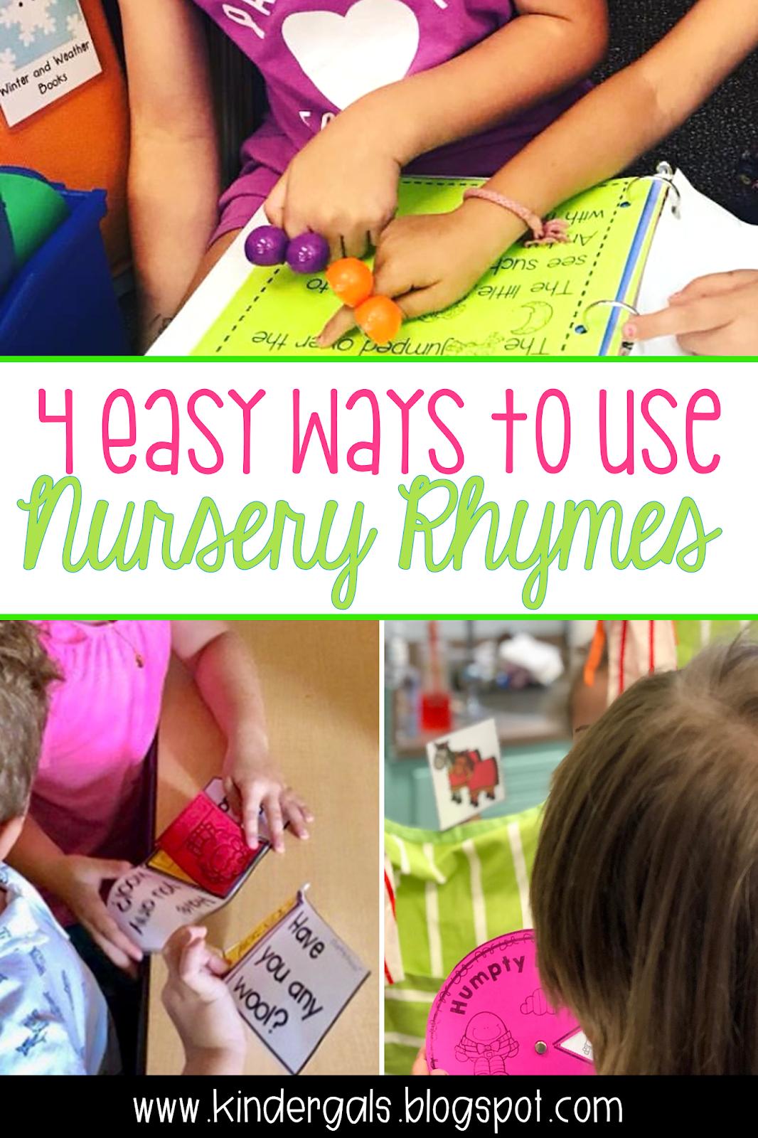 Kindergals Fun With Nursery Rhymes