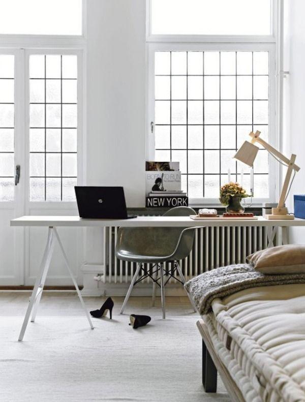 Scandinavian Office Space Home Office Design Home Office Decor Home