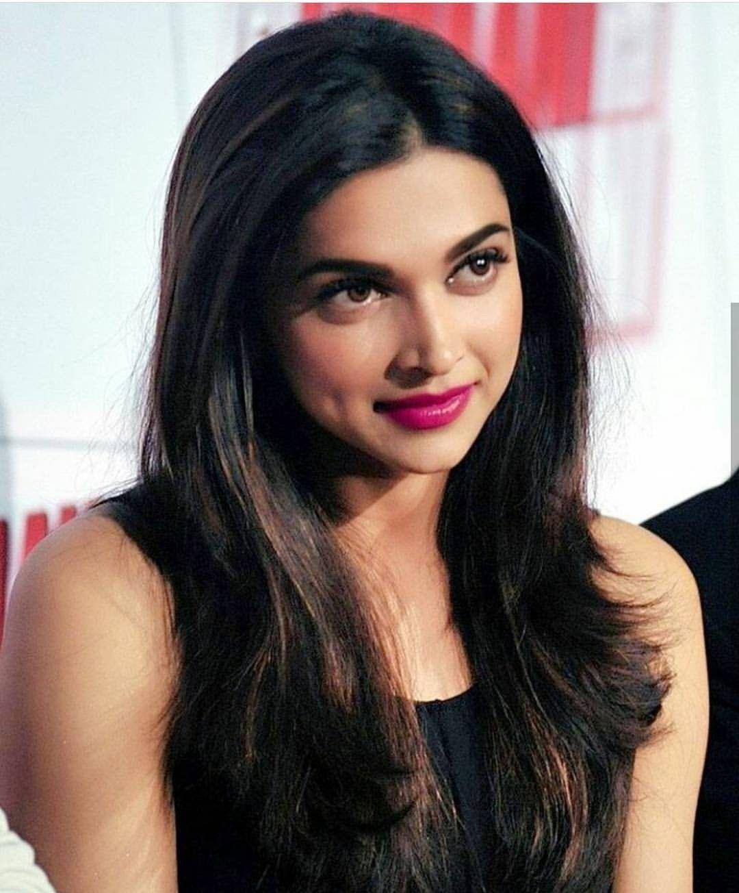 Deepika Padukone | Trendy hairstyles, Brunette celebrities ...