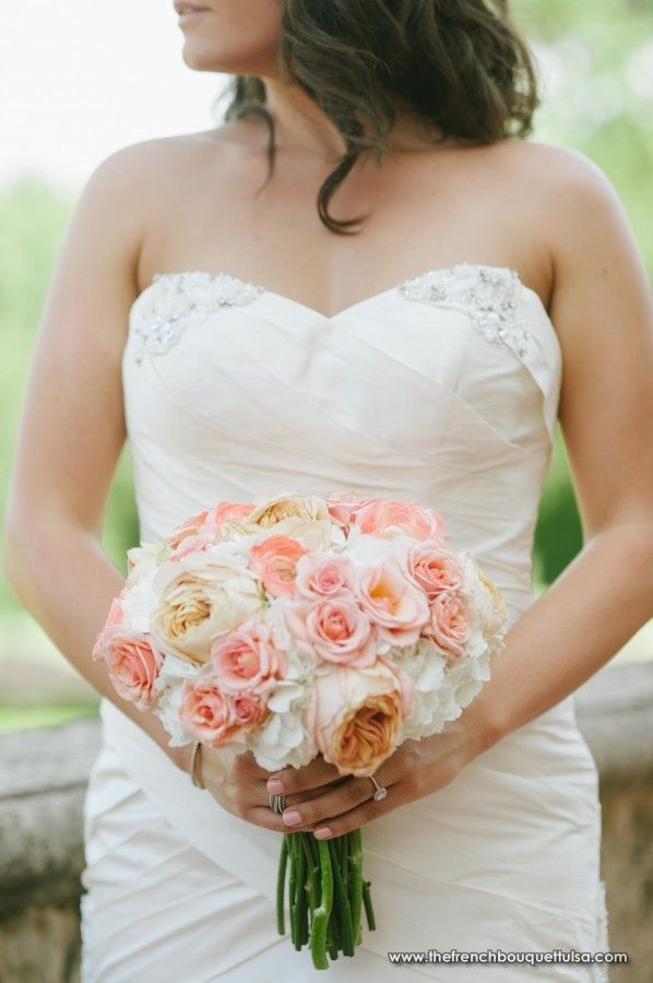 garden roses and hydrangea bouquet google search