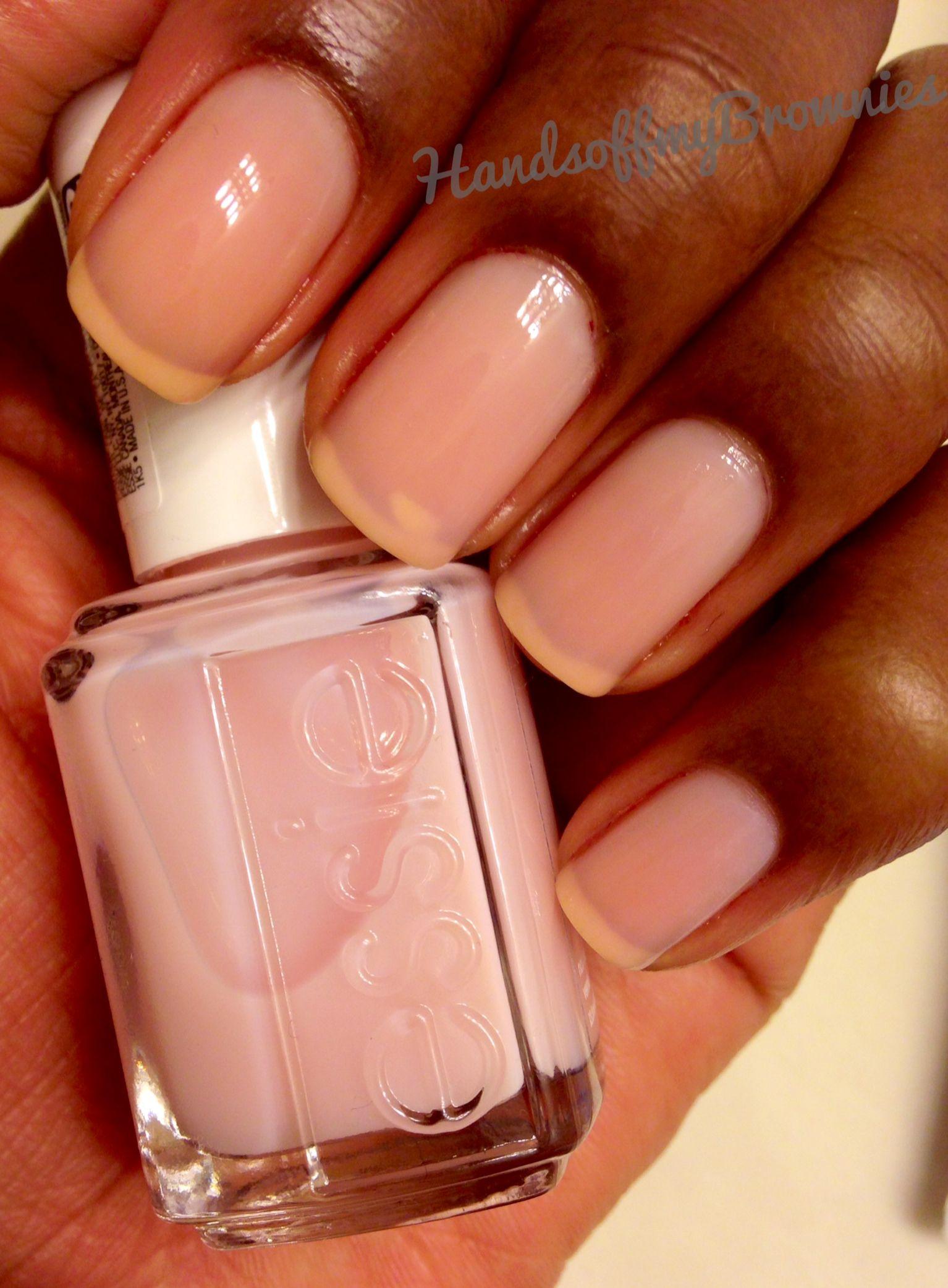 Essie Mademoiselle | Nails. | Pinterest | Black girls