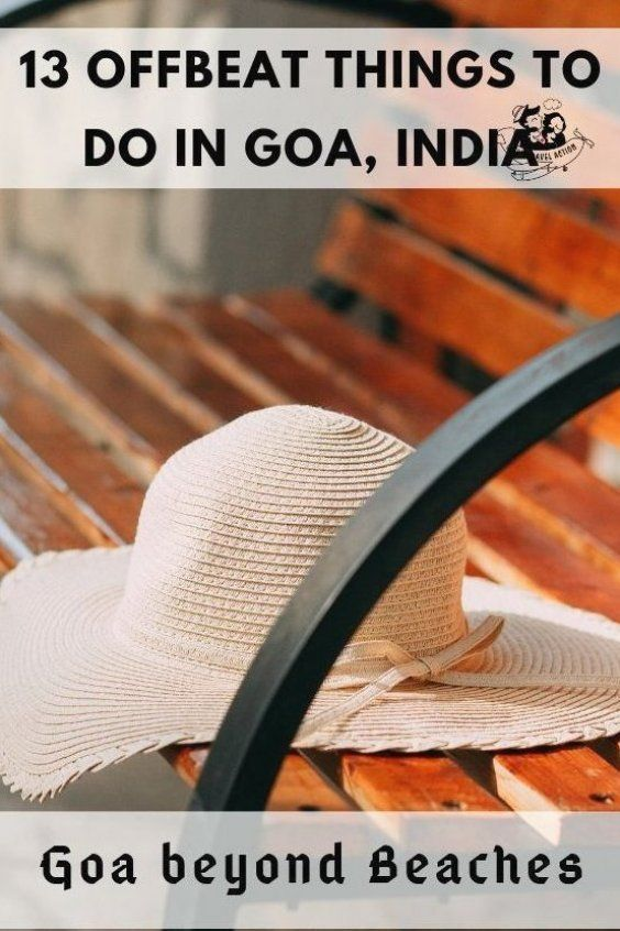 Travel Goa:Popular attractions to lesser-known hidden gems, explore Goa in a unique manner. It is one of the most popular photographic destinations in India due to its rich heritage, scenic beaches, tropical climate, exotic handicraft, and warm people. Wondering what to expect in Goa, India? Here's a first timer's guide! Check out these unique things to do in Goa, India and make the most of your vacation trying these fun activities #goaphotographyideas #goaindia #goaindiathingstodoin