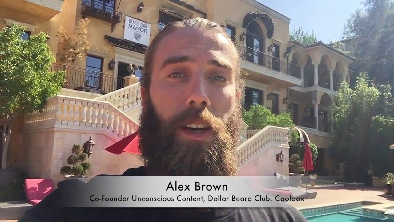 neurohacker.com Alex Brown the co-founder of Unconscious Content, Dollar Beard Club and Coolbox, along with having a majestic beard, gives his review of Qualia.