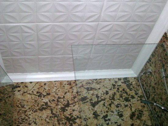 Decorative Ceiling Tiles For Your Bathroom