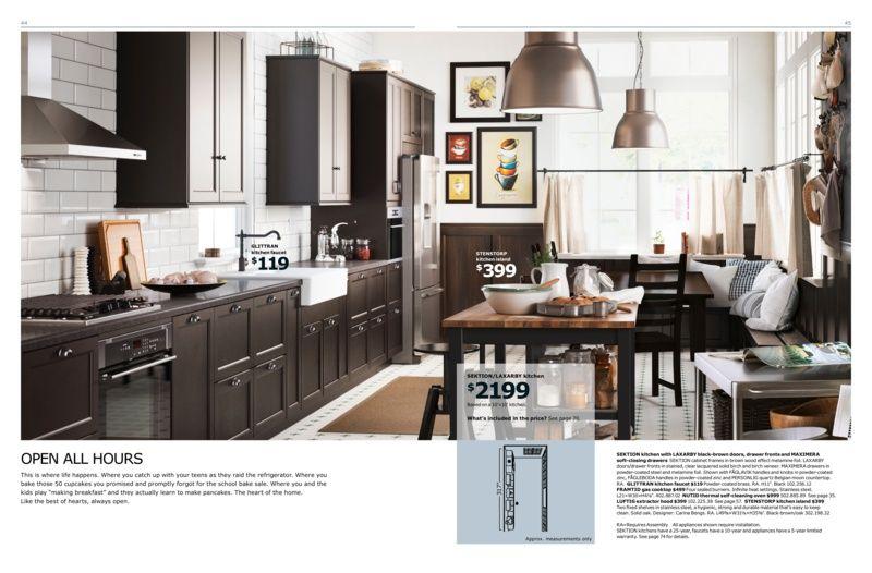 Kitchen Brochure 2016