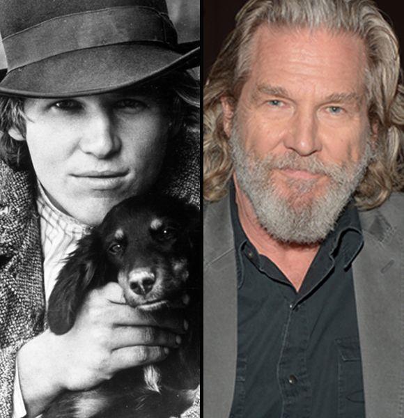 Jeff Bridges hot guys of yesteryear