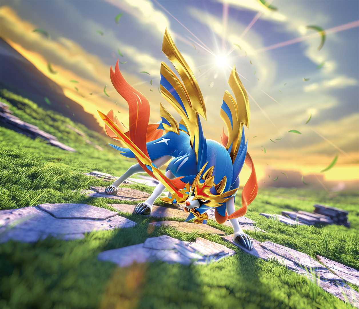 Zacian And Zamazenta Pokemon Sword And Shield 4k 3840x2160 Wallpaper Pokemon Backgrounds Cute Pokemon Wallpaper Pokemon