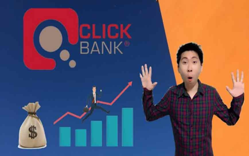 Clickbank Affiliate Marketing Make Money Without A
