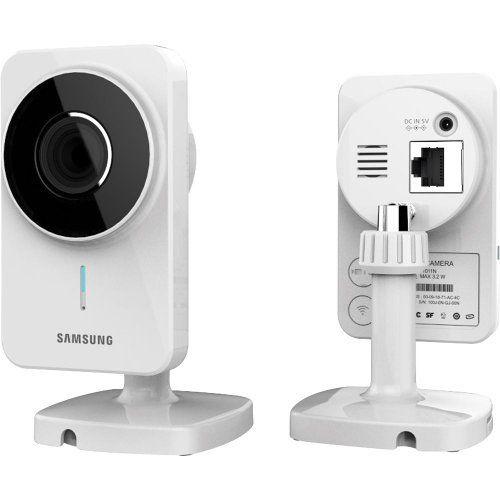 Discounted Samsung Snh 1011nd Smartcam Wifi Security Camera 2 Pack 2 Pack Camera Ca Security Cameras For Home Home Security Wireless Home Security Systems