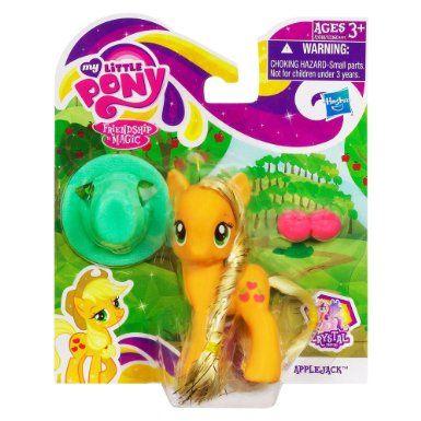 Amazon.com: My Little Pony - Crystal Empire - APPLEJACK