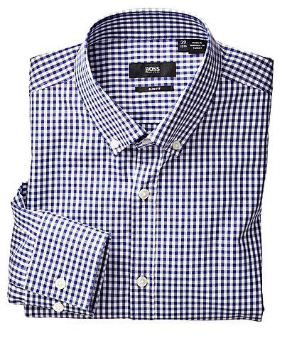 boss formal shirts
