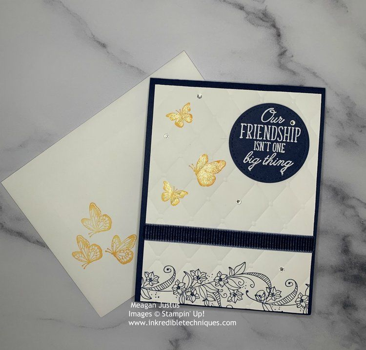 Video Tutorial Learn How To Make This Beautiful Greeting Card